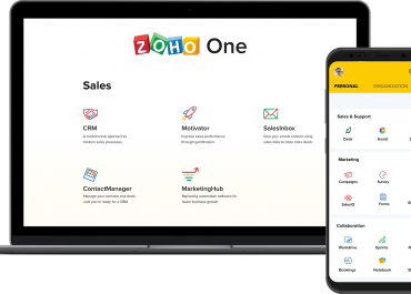 What Everybody Ought to Know About Zoho One