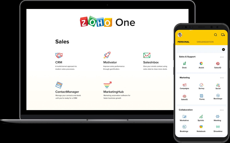 zoho-platform-improve-business-processes