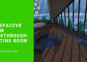 AltspaceVR Room Walkthrough: Meeting Room